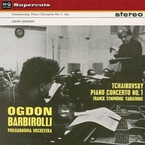 Tchaikovsky - Piano Concerto No.1 HQ LP