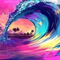 Boxer Rebellion Ocean By Ocean LP - Pink Verion-
