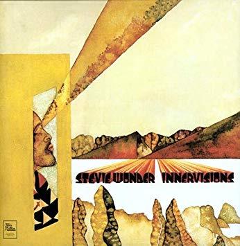 Stevie Wonder  Innervisions LP