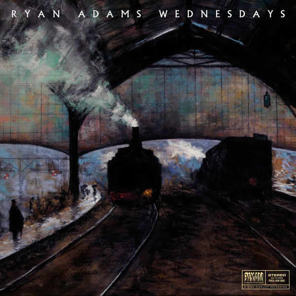 Ryan Adams Wednesday CD