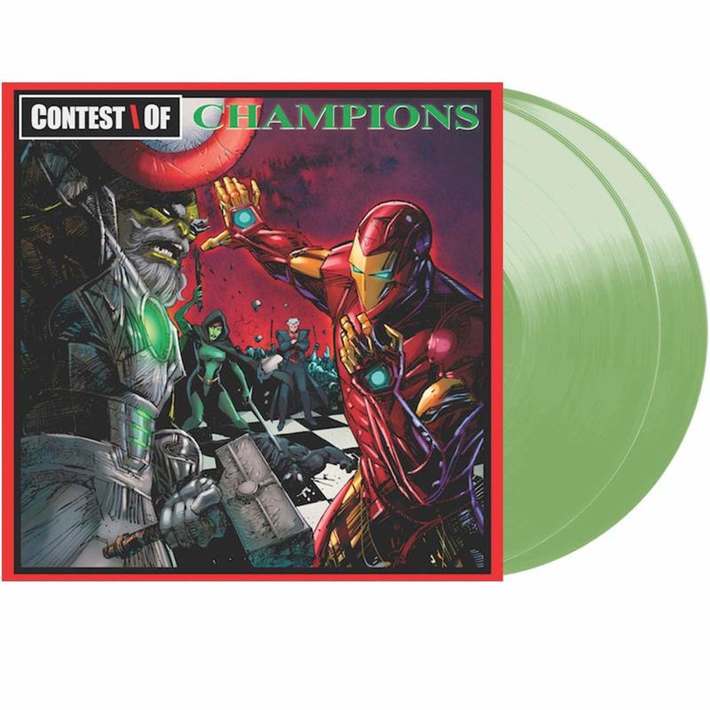 Gza Liquid Swords 2LP -Seaglass Vinyl-