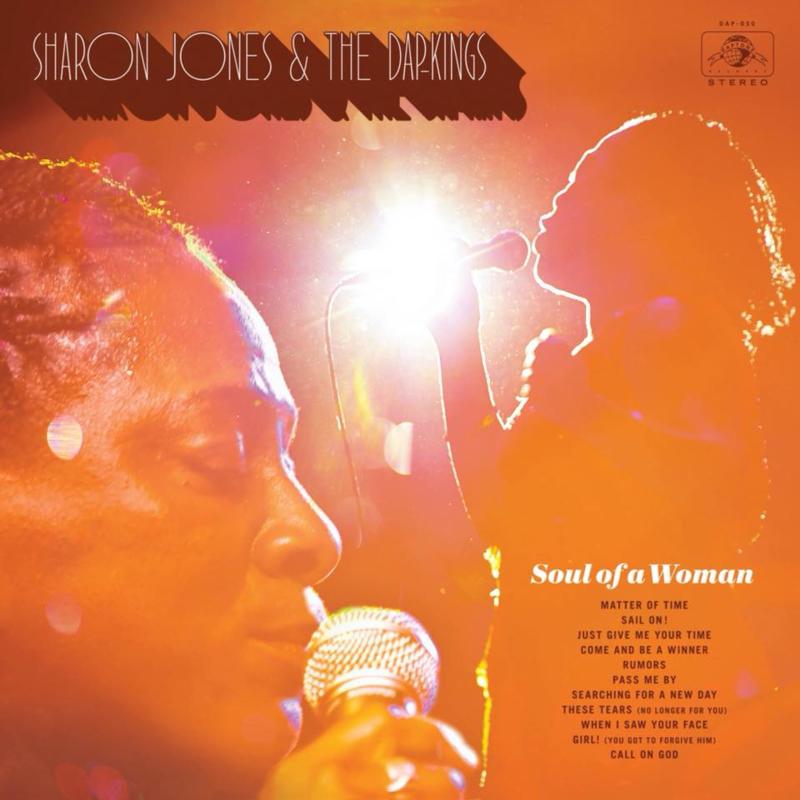 Sharon Jones & The Dap Kings The Soul Of A Woman LP