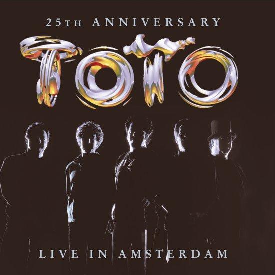 Toto Live In Amsterdam 2LP + CD