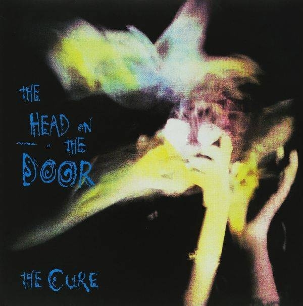 The Cure The Head On The Door LP