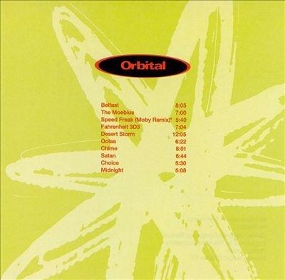Orbital - Orbital 2 2LP