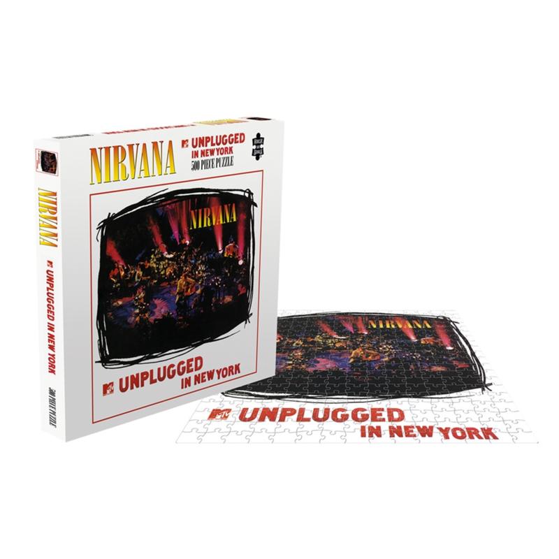 Nirvana MTV Unplugged Puzzel