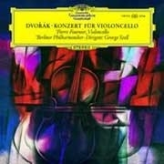DVORAK CONCERT FOR VIOLINCELLO 180g LP