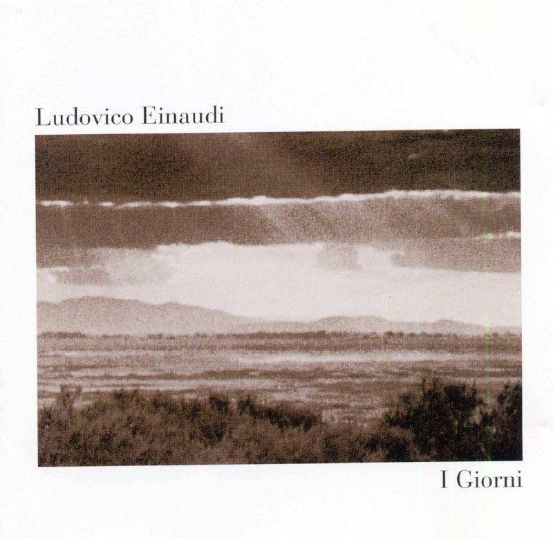 Ludovico Einaudi I Giorni 2LP