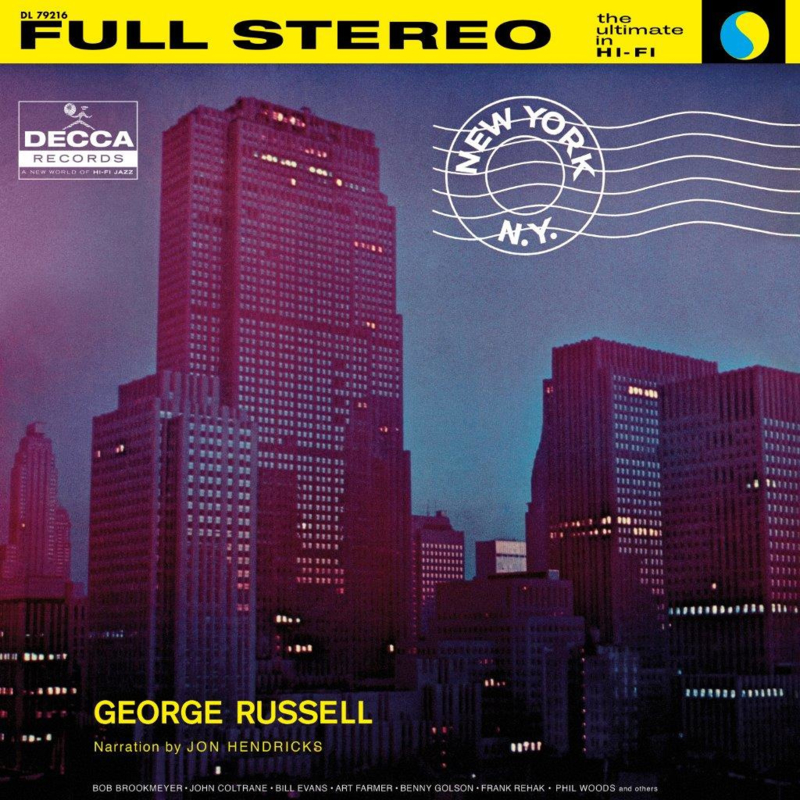 George Russell New York, NY 180g LP