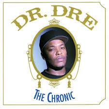 Dr. Dre Chronic 1990 2LP