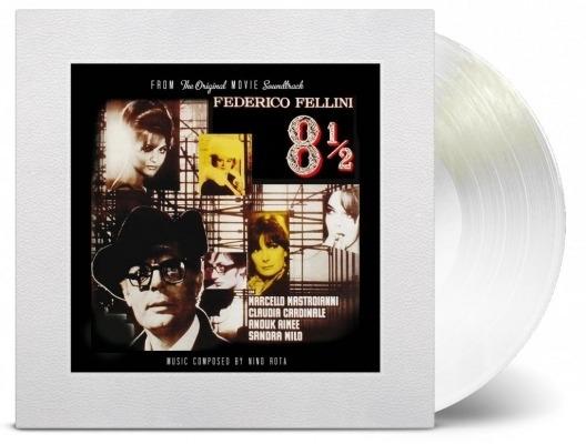 ORIGINAL SOUNDTRACK OTTO E MEZZO (NINO ROTA) LP