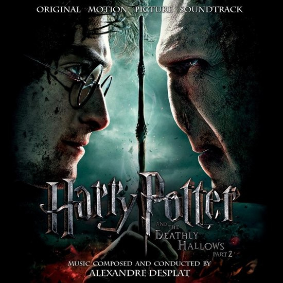 Harry Potter And The Deathly Hallows Part 2 LP