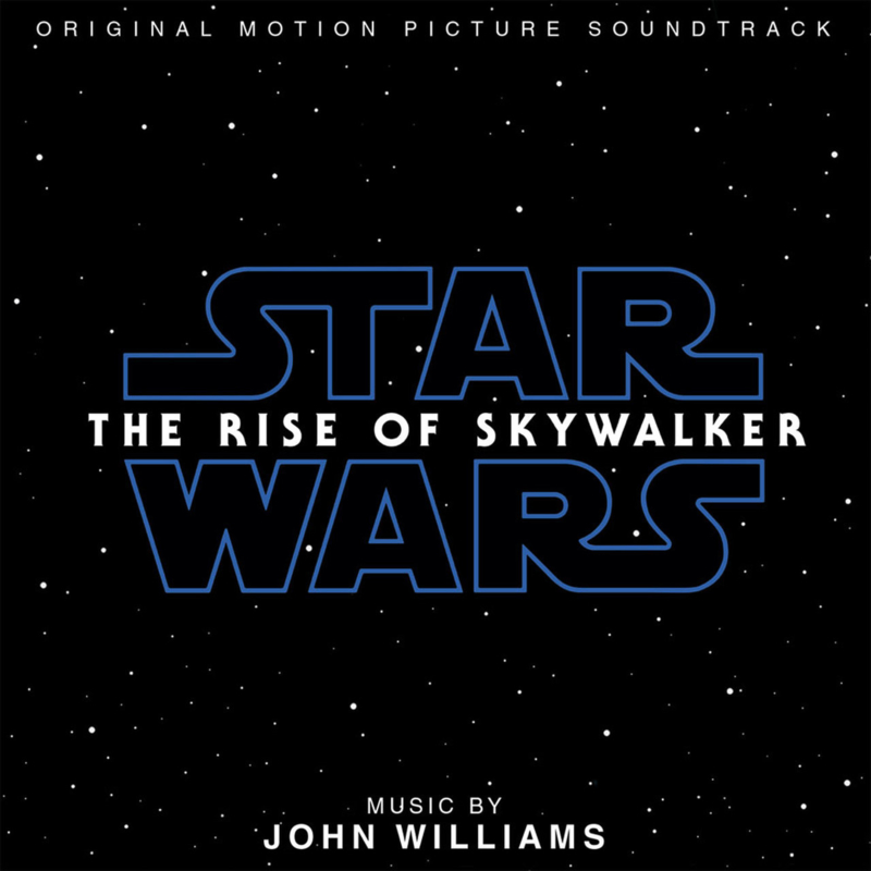 John Williams Star Wars: The Rise Of Skywalker Soundtrack 180g 2LP