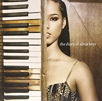 Alicia Keys Diary Of Alicia Keys 2LP