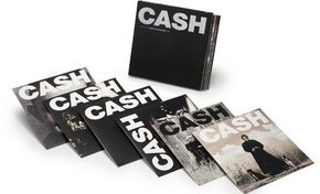 Johnny Cash American Recordings Box Set 7 LP