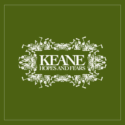 Keane Hopes And Fears LP