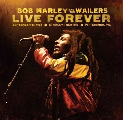Bob Marley Live Forever 3LP + 2CD Ltd