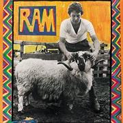 Paul McCartney RAM LP