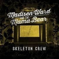 Madisen Ward And The Mama Bear Skeleton Crew LP - Yellow Version  No Risc Disc-