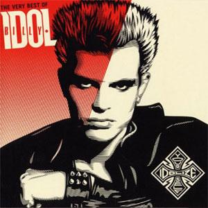 Billy Idol The Very Best of Billy Idol: Idolize Yourself 2LP