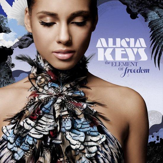 Alicia Keys Elements of Freedom 2LP