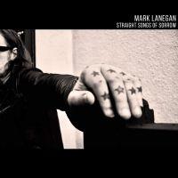 Mark Lanegan Straight Songs Of Sorrow LP - Clear Vinyl-