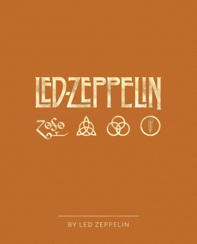 Led Zeppelin door Led Zeppelin Boek