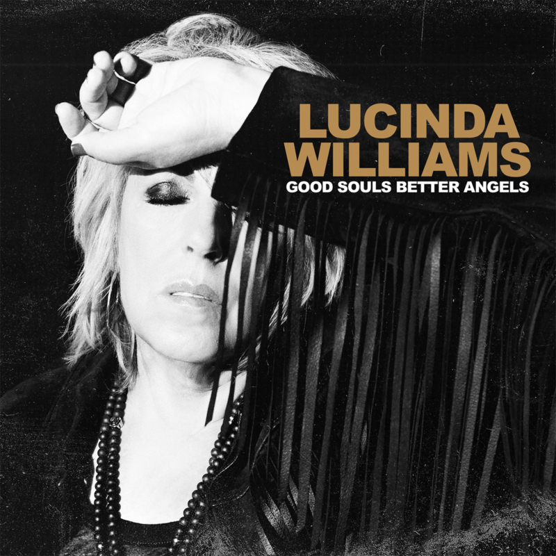 Lucinda Williams Good Souls Better Angels 2LP