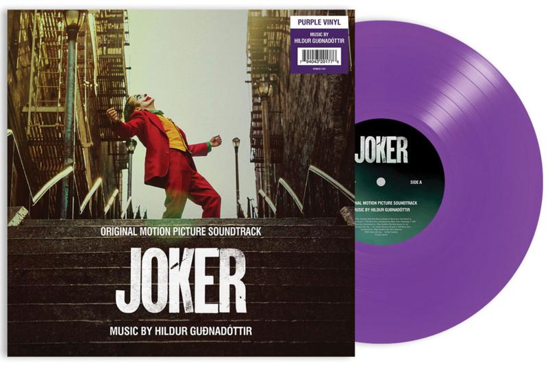 The Joker LP - Purple Vinyl-