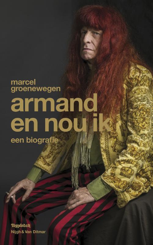 Armand En nou ik Boek