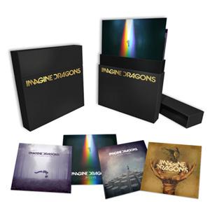 Imagine Dragons Imagine Dragons 4LP Box Set