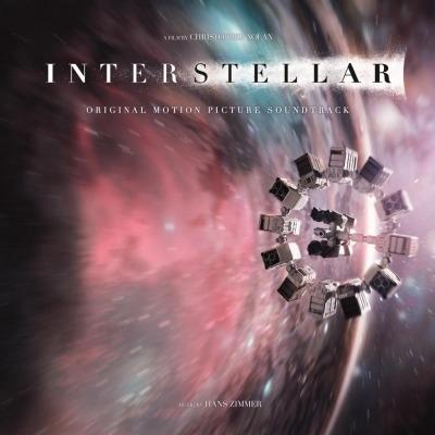 Interstellar Hans Zimmer 2LP