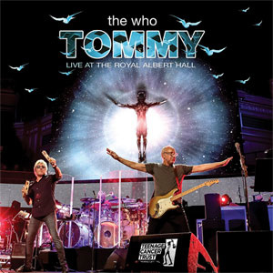The Who Tommy Live At The Royal Albert Hall 3LP