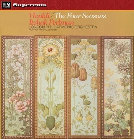 Vilvaldi - Four Seasons HQ LP