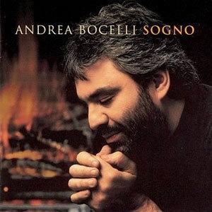 Andrea Bocelli Sogno HQ 180g 2LP