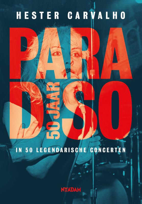 Paradiso 50 Jaar Boek