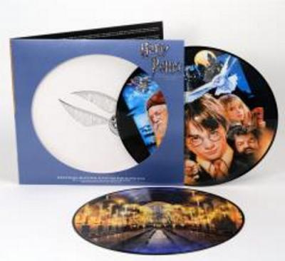 Harry Potter And The Philosopher's Stone LP - Picture Disc -