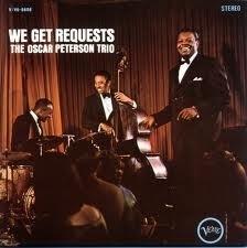 Oscar Peterson  We get Requests LP