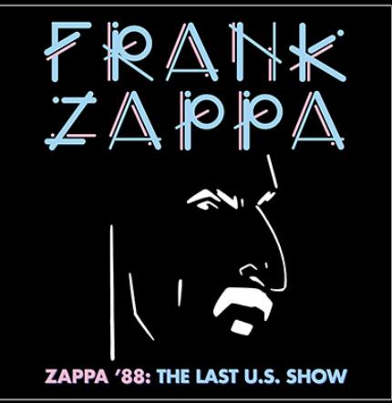 Frank Zappa Zappa '88 4LP -Last Us Show-