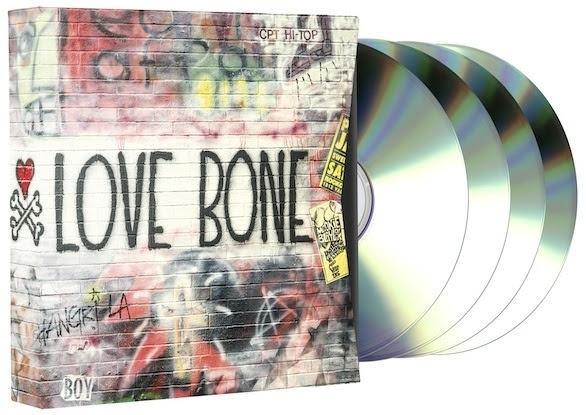 Mother Love Bone Mother Love Bone 3LP