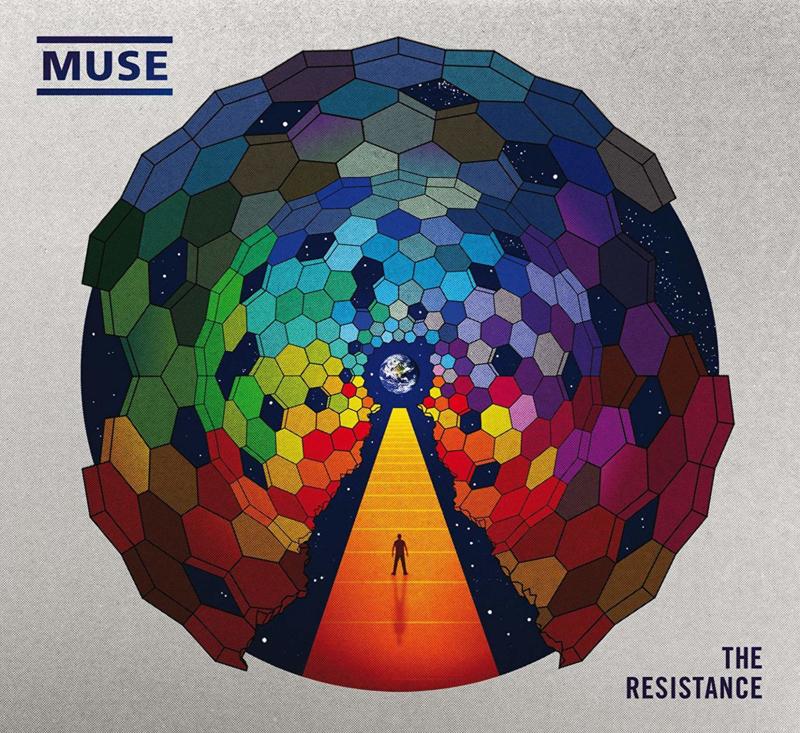 Muse Resistance 2LP
