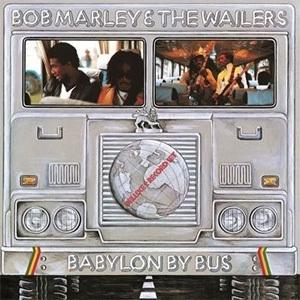 Bob Marley & The Wailers Babylon By Bus 180g 2LP