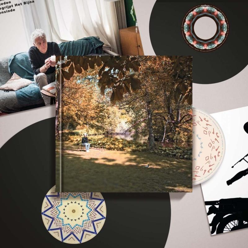 "Spinvis 7.6.9.6. Boek + Rood Vinyl + CD + 7"""
