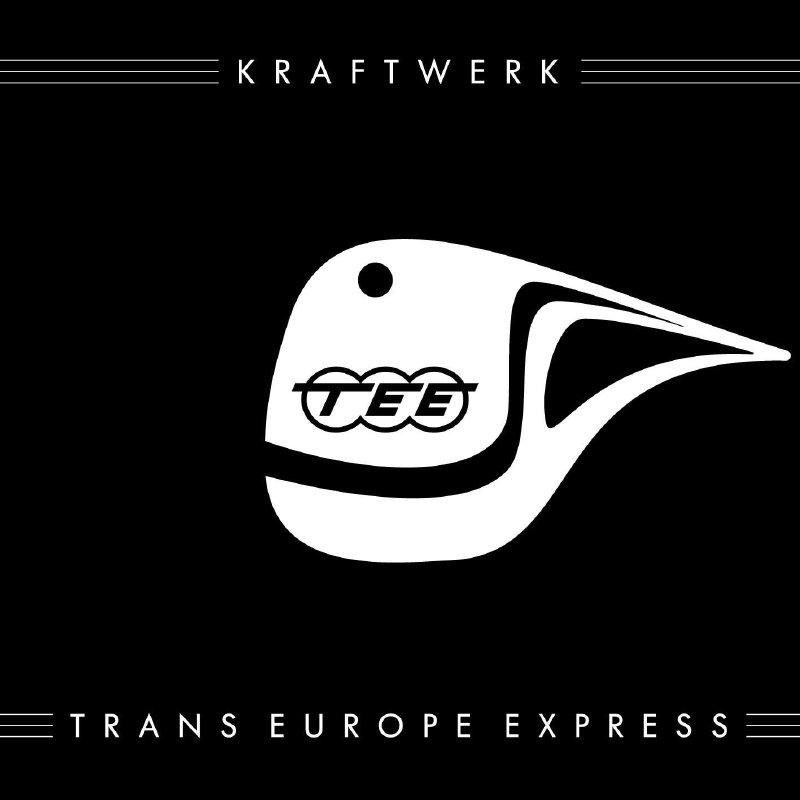 Kraftwerk - Trans Europe Express LP.