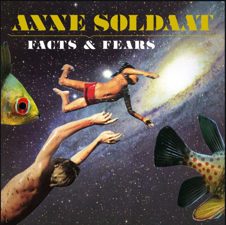 Anne Soldaat Facts & Fears CD