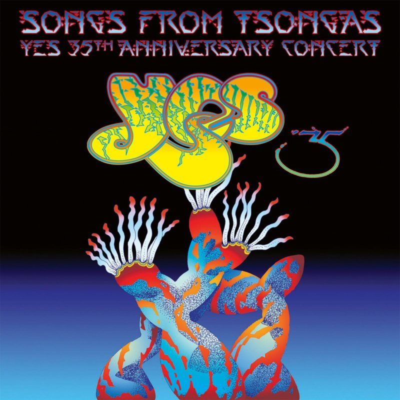 Yes Songs From Tsongas - 35th Anniversary Concert 4LP