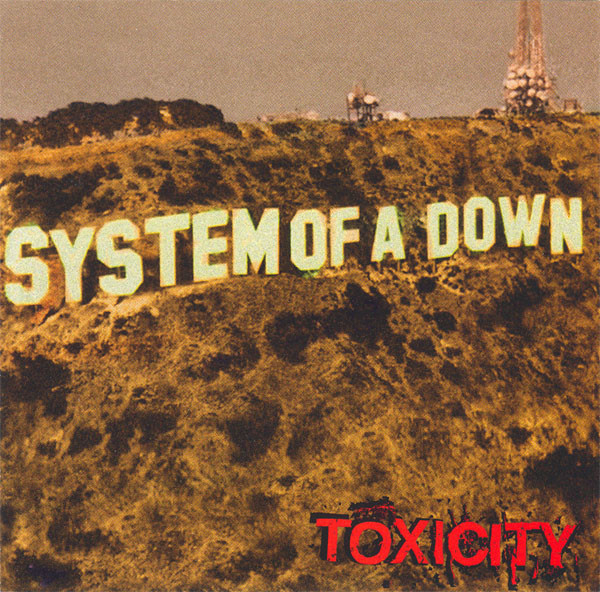 System of a Down Toxicity LP