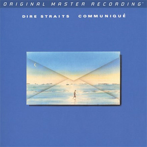 Dire Straits Communique Numbered Limited Edition Hybrid Stereo SACD