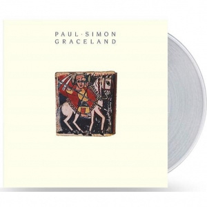Paul Simon Graceland LP - Clear Vinyl-