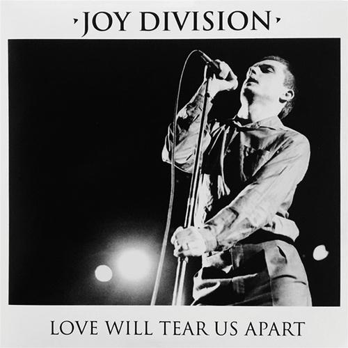 Joy Division Love Will Tear Us Apart 7' -Pink Vinyl-